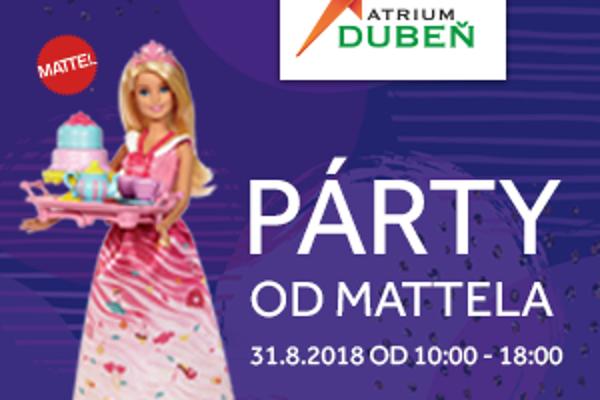 V Átrium Dubeň sa 31. augusta môžu vaše deti dosýta pohrať.