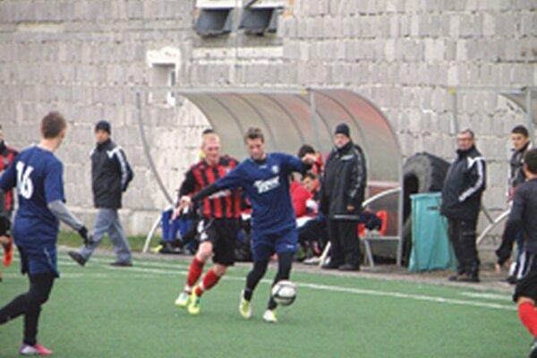 Topoľčany doma prehrali s juniormi Trnavy 0:3.