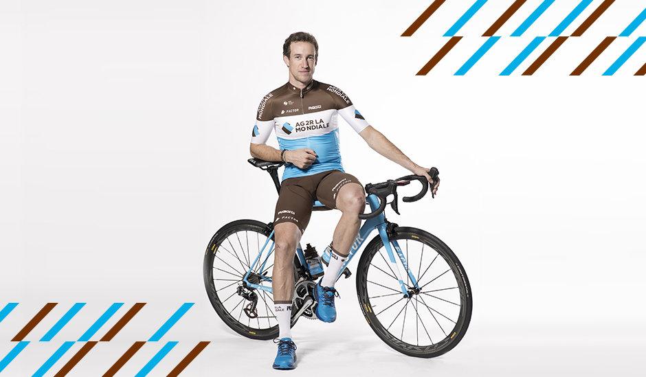 Alexandre Geniez, cyklista, tím AG2R La Mondiale