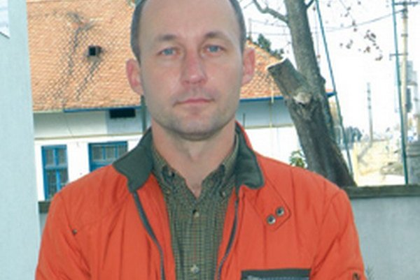 Tréner Roman Jakubička.