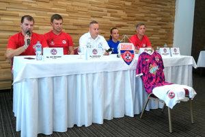 Vedenie ženského futbalu informovalo ozámeroch klubu na tlačovej besede minulú stredu 23. augusta.