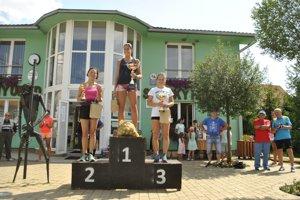 V kategórii žien do 39 rokov triumfovala Denisa Martonová.