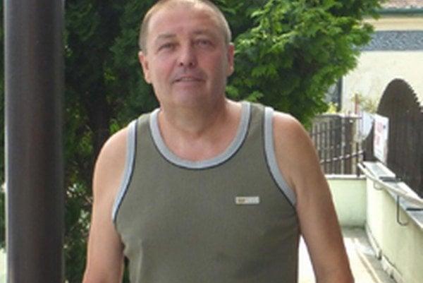 Jozef Candrák - Predseda Komisie rozhodcov ObFZ Topoľčany.