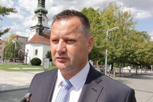Roland Schaller dnes ohlásil kandidatúru na primátora Zvolena.