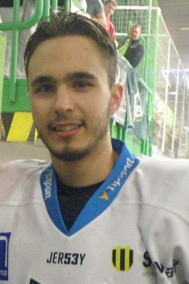 Sebastian Slávik rozhodol oba zápasy svojho mužstva vo Vyšehradskom pohári