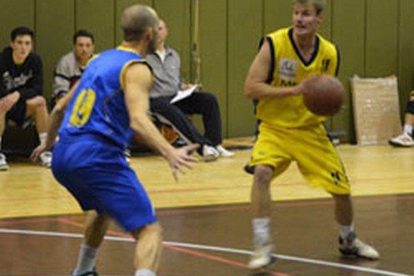 Basketbalisti Topoľčian doma zaslúžene vyhrali.