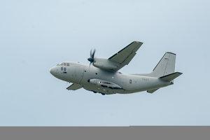C-27 J Spartan Vzdušných síl Ozbrojených síl SR