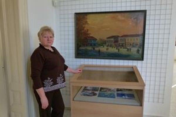 Lektorke Viere Markovej sa najviac páčia obrazy z histórie mesta.