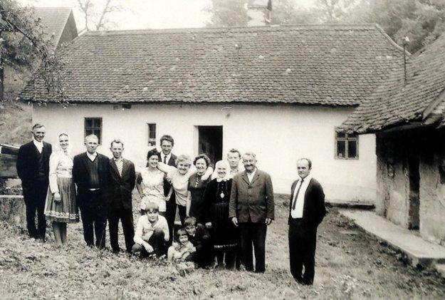 Rodina pána Joríka