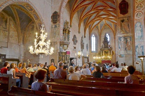 Kostol vŠtítniku.