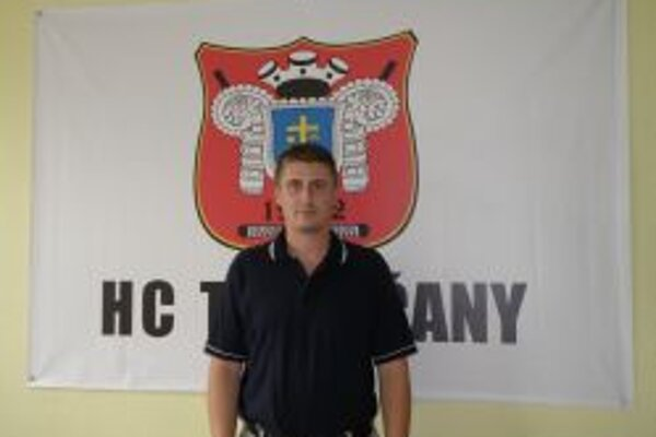 Generálny manažér Ervín Mik.