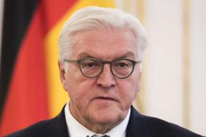 Nemecký spolkový prezident Frank-Walter Steinmeier.
