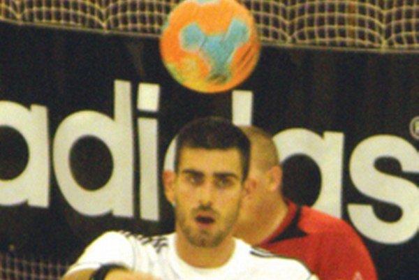 Martin Slaninka strelil v zápase štyri góly.