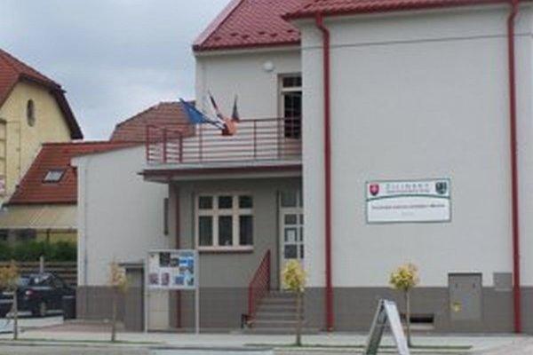 Sídlo Turčianskeho kultúrneho strediska v Martine.