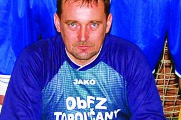 Miroslav Candrák mal rád futbal.