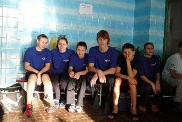 Plavci z Topoľčian.