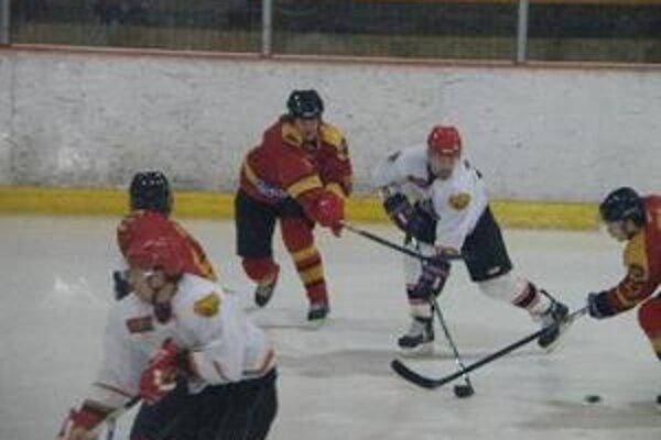 Topoľčany si vyšplhali priebežne na šiestu priečku v I. hokejovej ligy.