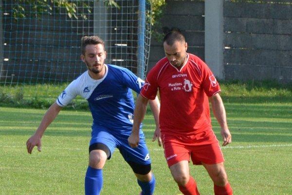 Krtovce na ihrisku v Preseľanoch strelili až štyri góly.