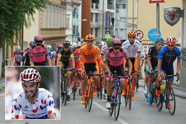 Po roku sa bude opäť Nitra etapovým centrom pretekov Okolo Slovenska. Predstaviť by sa mal aj Francúz Julian Alaphilippe.