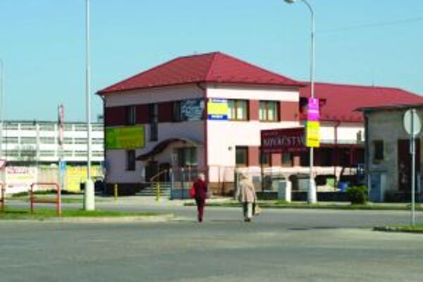 Materské centrum bude sídliť v tejto budove.
