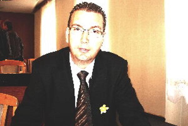 Starosta Velušoviec Mário Pätoprstý je aj tajomníkom Združenia obcí Tribečsko-inoveckého regiónu