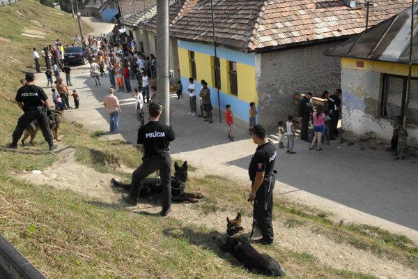 Jeden z obvinených je z obce Jasov, kde sa stal skutok.