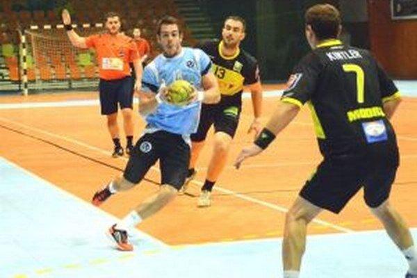 Boris Saitz v pohárovom zápase nastúpi proti svojim. Od novej sezóny hrá v Považskej Bystrici.