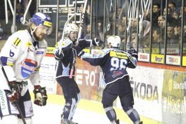 Nitra bola v obidvoch zápasoch jasne lepšia.