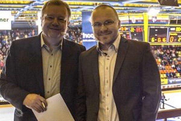 Rodák z Martina Pavol Gašpar komentoval štvrtý súboj MHC s Nitrou s Jindřichom Novotným - s bývalým trénerom Martina.