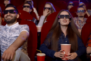 Návštevníci kina nie sú diváci, ale konzumenti.