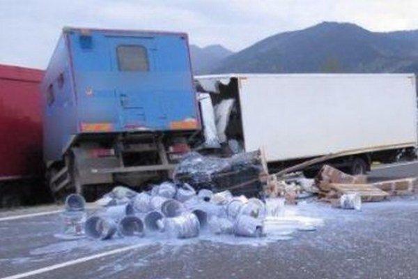 Pod Strečnom došlo včera k tragickej dopravnej nehode.