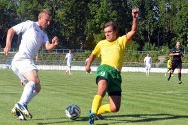 Peter Koleno je stabilnou oporou defenzívy martinského tímu.