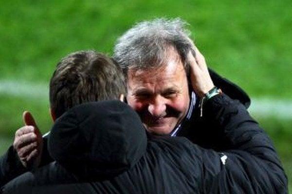 Tréner Ján Kozák dotiahol svoj tím k historickému úspechu.