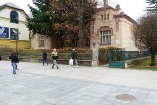 Na budúci rok opravia aj kultúrnu pamiatku Kohútova vila.