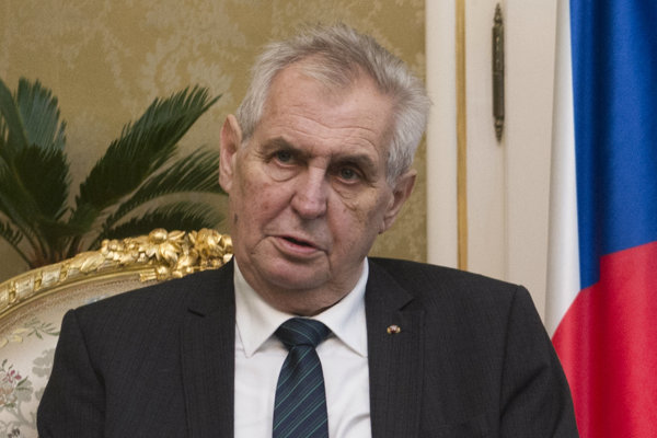 Zeman nahneval Turecko, označil ho za spojenca Islamského štátu