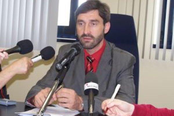 Juraj Blanár, súčasný predseda ŽSK