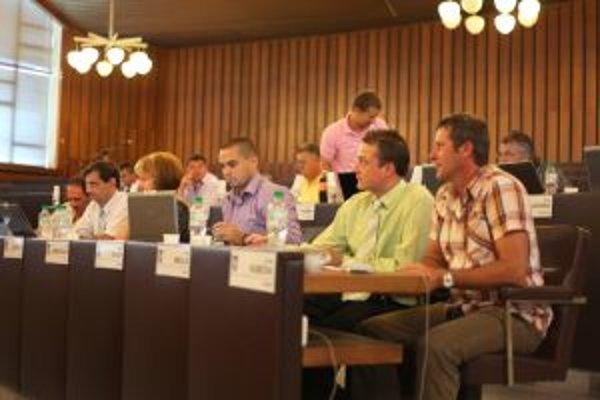 V súčasnosti má martinské mestské zastupiteľstvo 31 poslancov.