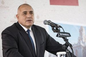 Bulharský stredopravicový premiér Bojko Borisov.
