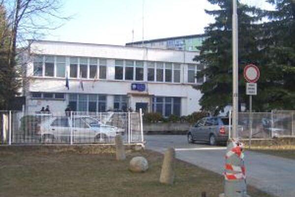 Sídlo mestskej polície sa bude pristavovať a nadstavovať.