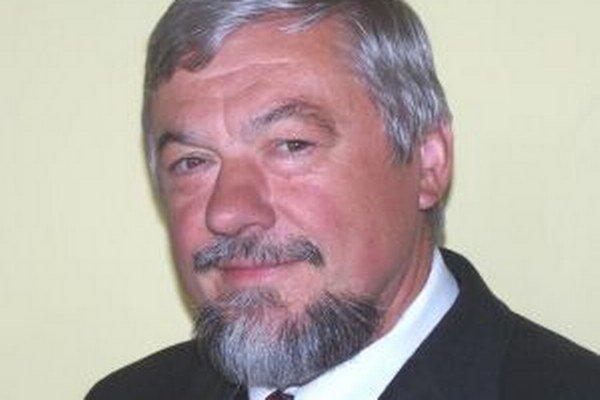 Miroslav Bielik, predseda Spolku slovenských spisovateľov.