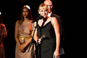 Víťazka Ceny SOZA za najhranejšiu skladbu je príjemným prekvapením.
