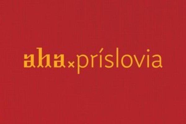 Tomáš Kompaník a Kristína Bobeková: AHA - Príslovia (aha.slovakia 2018)