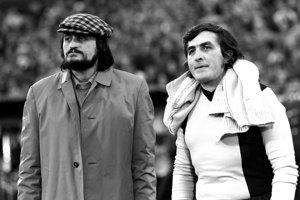 Milan Lasica a Júlis Satinský