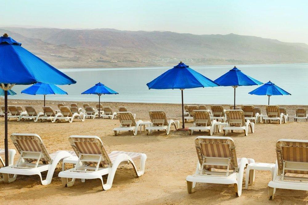 Jordánsko, Mŕtve more.
