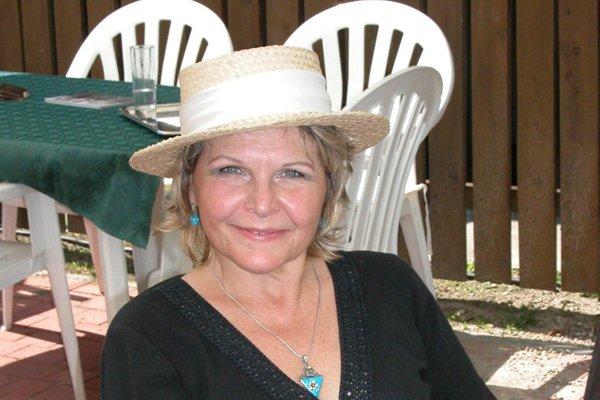 Speváčka Jana Kocianová na fotografii z roku 2004.