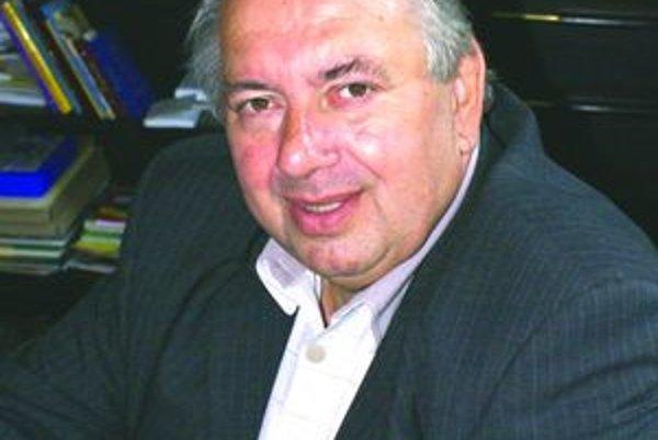 Michal Horecký. Aj jeho práca je spätá so Životom Turca.