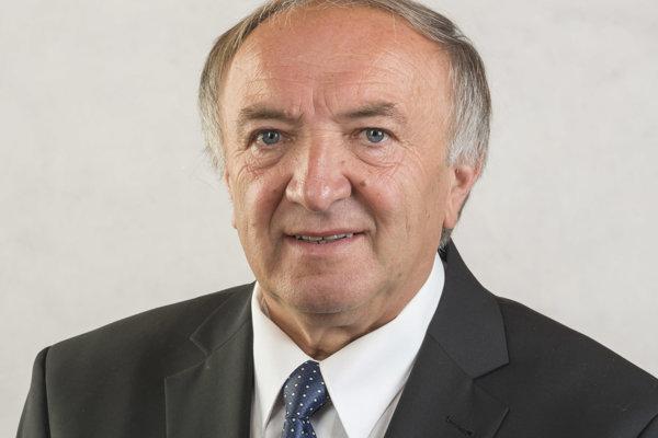 Poslanec Milan Smädo.