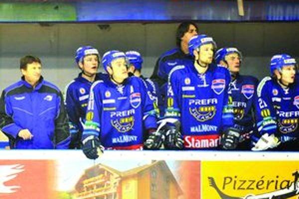 Záver s Ladislavom Spišiakom. Martinčania pod jeho vedením zo siedmich stretnutí získali11 bodov.