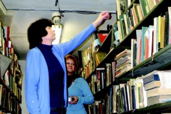 Voda poškodila desiatky starších kníh, ktoré však nepatrili k najvzácnejším. Havárie v SNK sú však časté, nabudúce môže dôjsť aj k horšiemu.