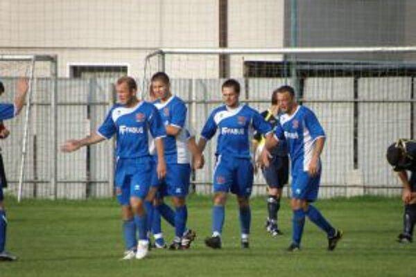 Borčice vyhrali aj dvanásty zápas sezóny.